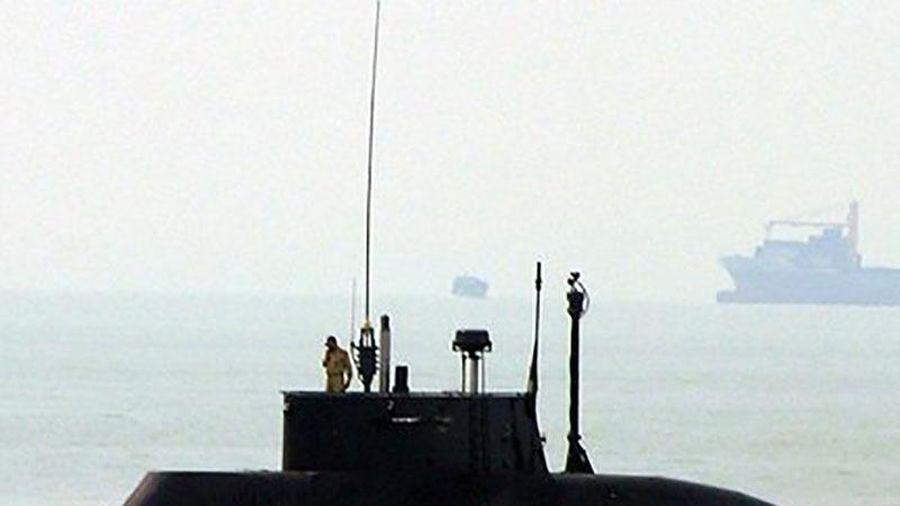 Tàu của hạm đội Israel bị tấn công bất ngờ ... từ dưới nước