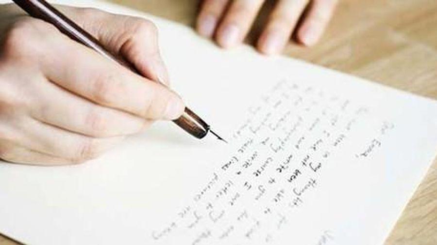 Công nhận kết quả Cuộc thi viết thư Quốc tế UPU lần thứ 50 trên địa bàn tỉnh