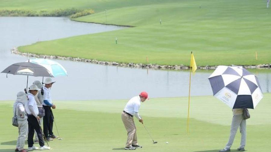 Công điện khẩn của Chủ tịch UBND tỉnh Thanh Hóa: Tạm dừng các hoạt động thể dục thể thao tập trung đông người, sân golf, các sân tập golf từ 21h ngày 18-5