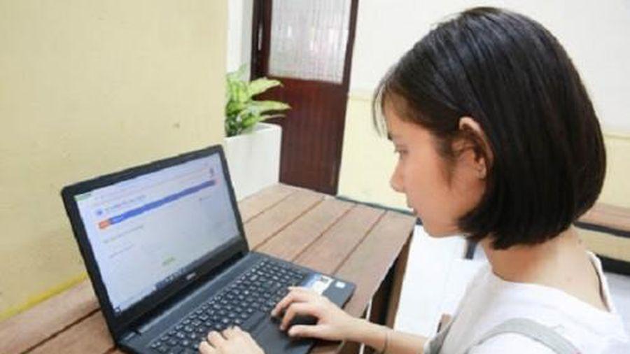 Hà Nội: Học sinh lớp 12 sẽ thi thử tốt nghiệp THPT trực tuyến vào ba ngày cuối tháng 5