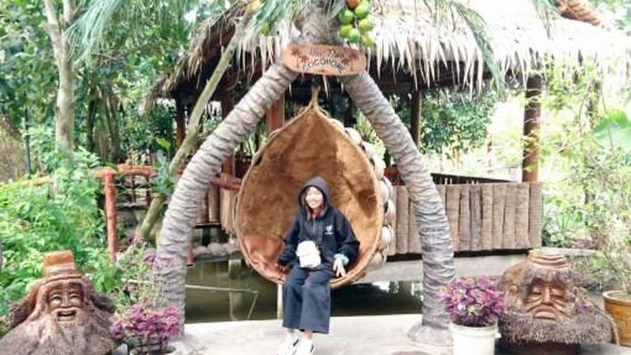 Về miệt vườn sông nước Vĩnh Long check-in 4 căn nhà 'độc, lạ'