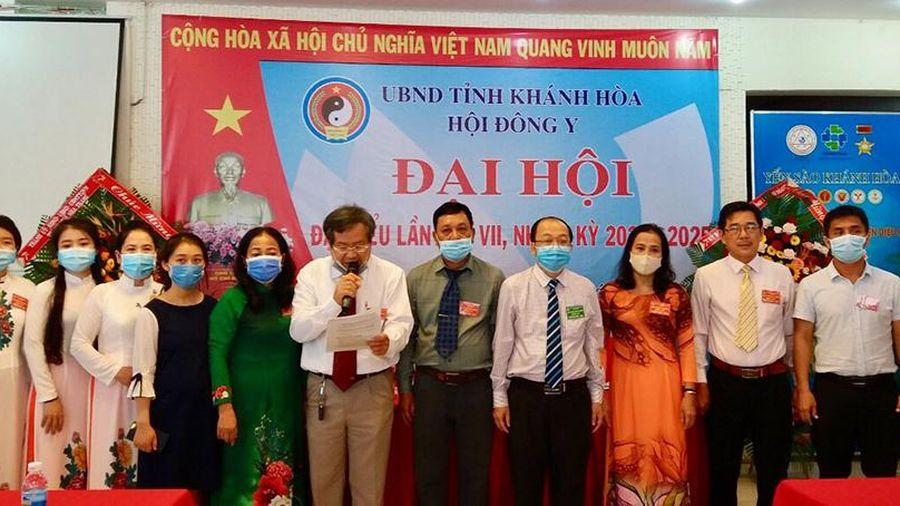 Đại hội Hội Đông y tỉnh Khánh Hòa lần thứ VII