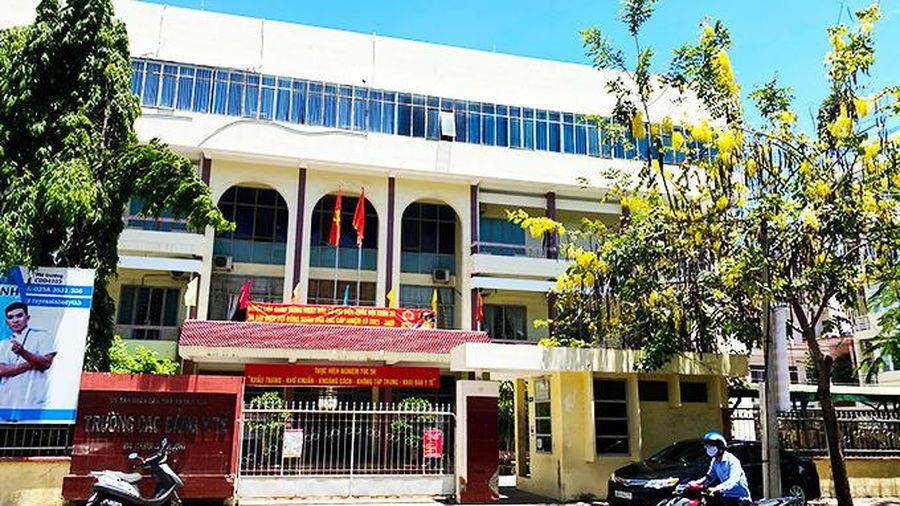 Dự án BT Trường Cao đẳng Y tế Khánh Hòa: Kiến nghị Thủ tướng chấp thuận giao đất hoàn vốn