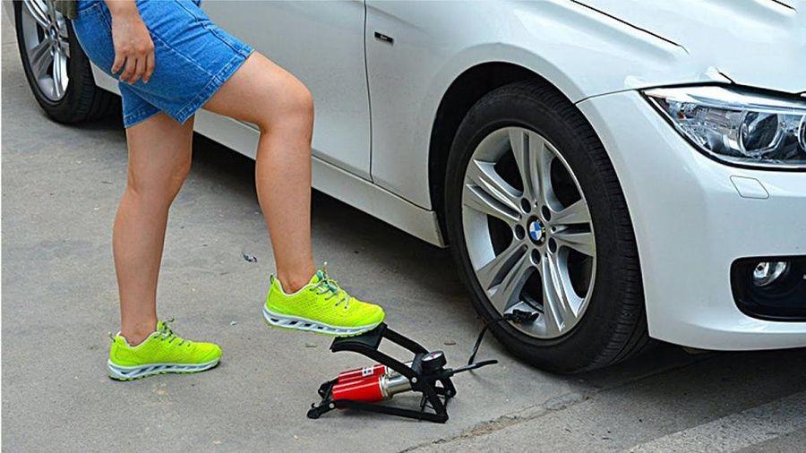 Những điều cần lưu ý khi chọn mua bơm lốp ô tô