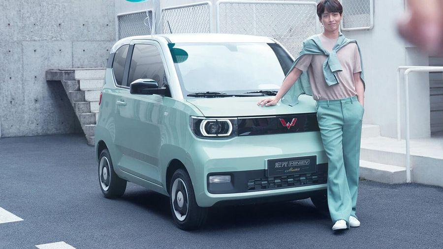 Không phải Tesla Model 3, chiếc xe 'bé hạt tiêu' này mới là ông vua ở thị trường xe điện Trung Quốc