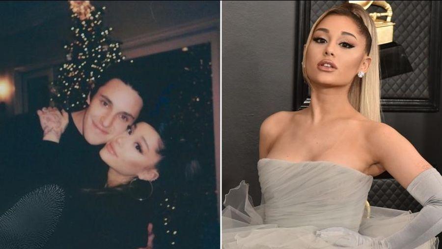 Ariana Grande kết hôn