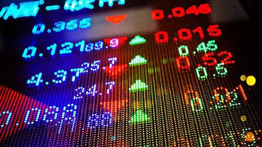 Mất trụ, VN-Index giảm tiếp phiên thứ hai liên tục
