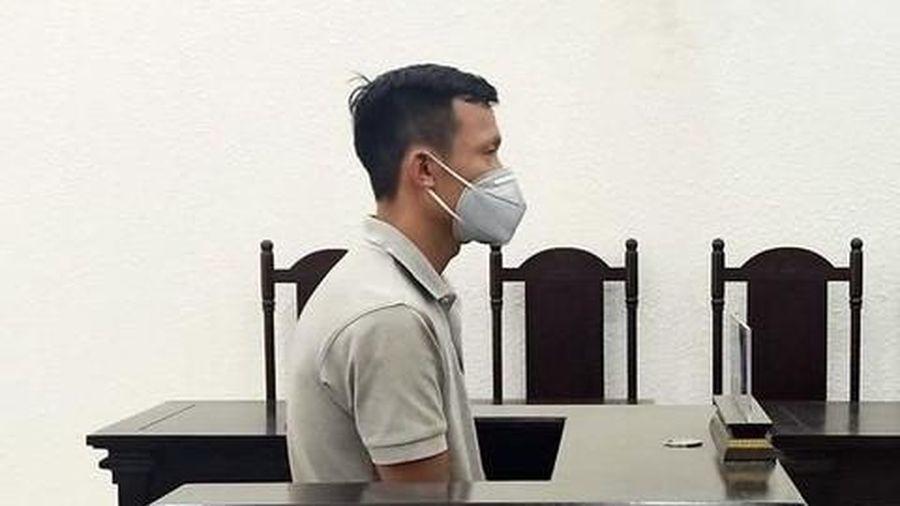 Kẻ táo tợn lừa bán chốt an ninh của Công an phường lãnh 7 năm tù