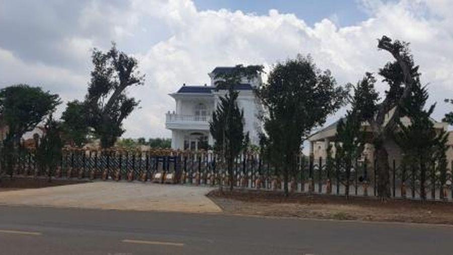 Lâm Đồng yêu cầu xử lý biệt thự 'khủng' không phép ở Bảo Lộc