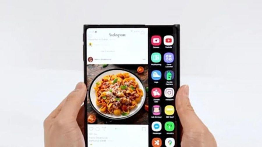 Samsung phô diễn loạt màn hình linh hoạt thế hệ mới