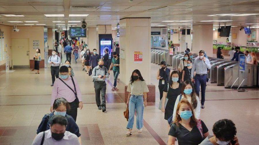 COVID-19 xuyên thủng hàng phòng thủ 'thép' của Đài Loan, Singapore thế nào?