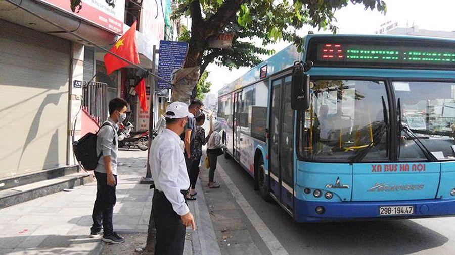 100% xe buýt của Hà Nội lắp đặt camera giám sát