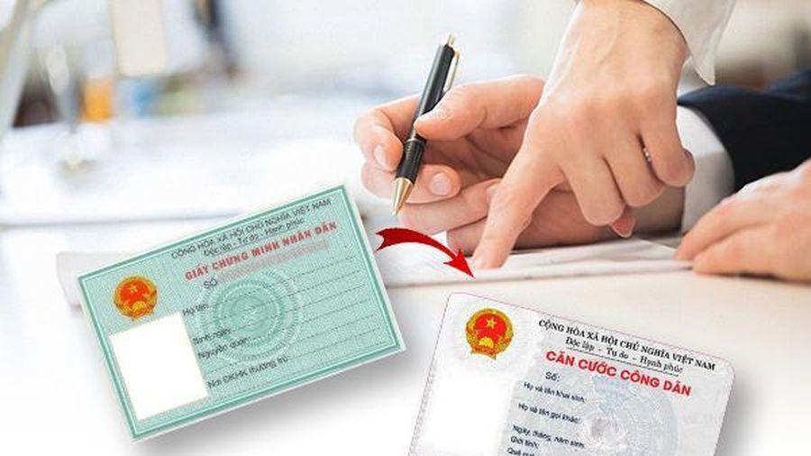 Thủ tục thay đổi thông tin đăng ký thuế do đổi căn cước công dân