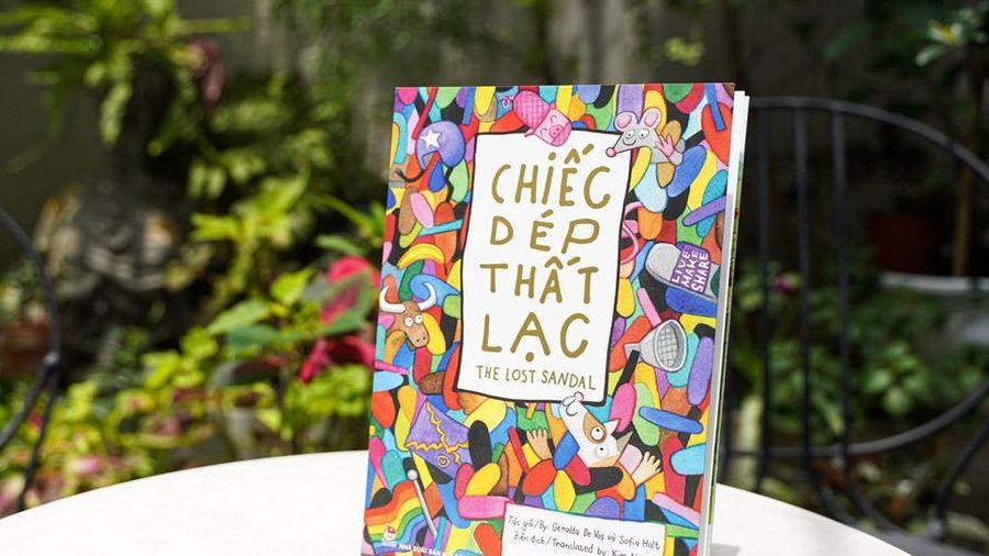 Ra mắt sách tranh thiếu nhi của tác giả nước ngoài sống tại Việt Nam