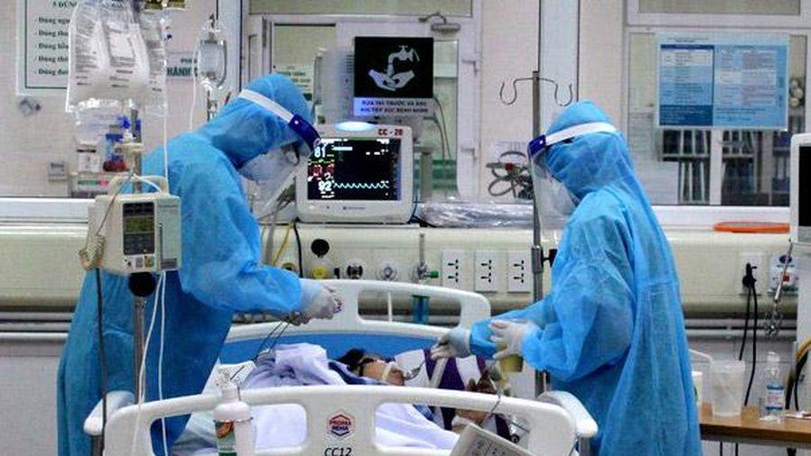 Cử kíp chuyên môn hỗ trợ tỉnh Bắc Ninh điều trị bệnh nhân Covid-19