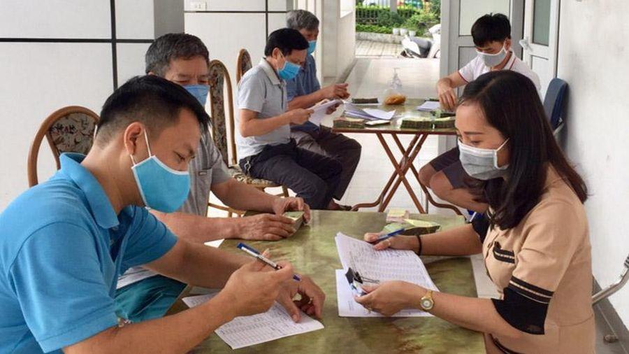 Hà Nội hỗ trợ cho 515.515 người gặp khó khăn do ảnh hưởng của dịch Covid-19