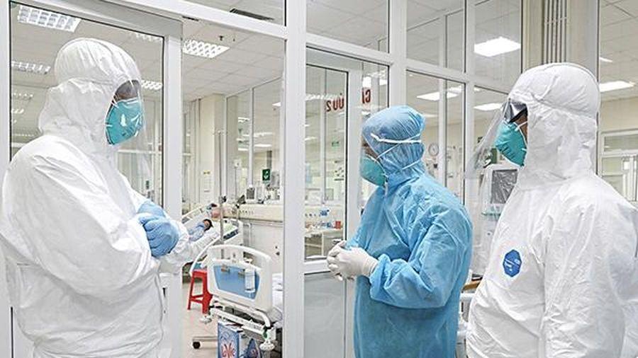 Bộ Y tế điều ê kip hồi sức chuyên sâu về ECMO, thở máy hỗ trợ Bắc Ninh điều trị bệnh nhân COVID-19