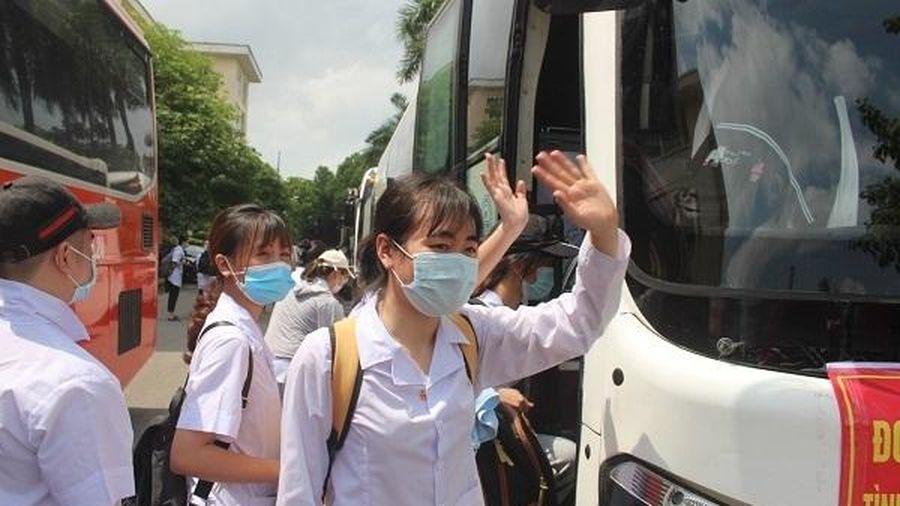 Nhiều tỉnh, thành dồn lực hỗ trợ Bắc Giang dập dịch