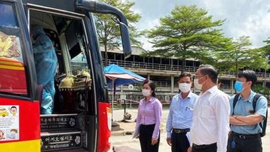 TP Hồ Chí Minh tăng cường kiểm soát, phòng, chống dịch COVID-19 tại khu công nghiệp