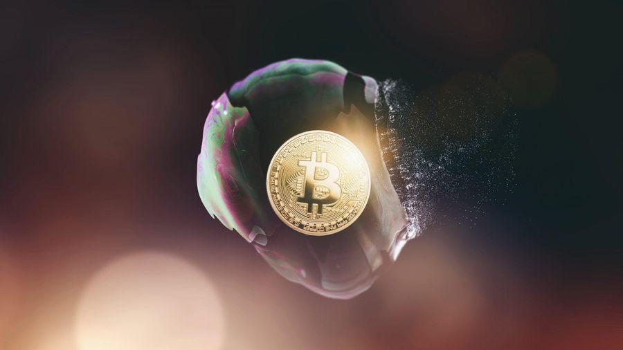 'Giá Bitcoin có thể rơi xuống 40.000 USD'