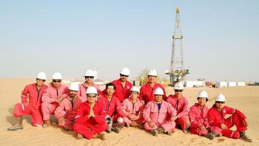 PVN tìm dầu trên chảo lửa Sahara