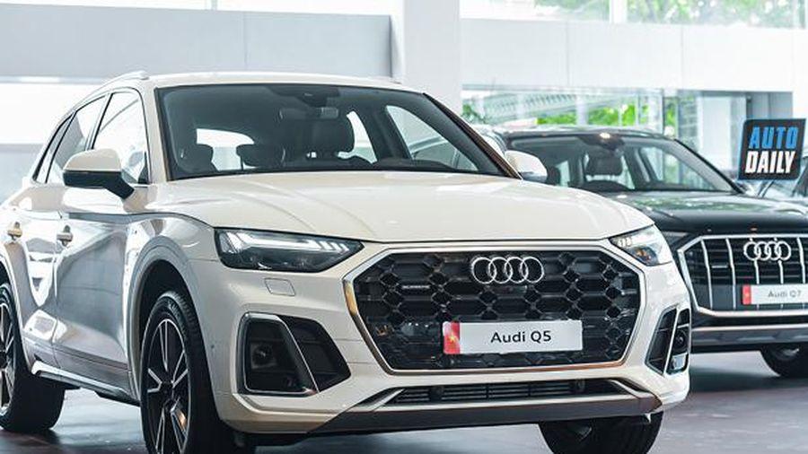Audi Q5 2021 chính thức ra mắt tại Việt Nam, nhiều trang bị cao cấp