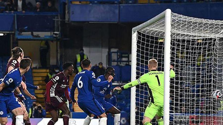 Kết quả Chelsea 2-1 Leicester: Mở đường cho Liverpool vào top 4