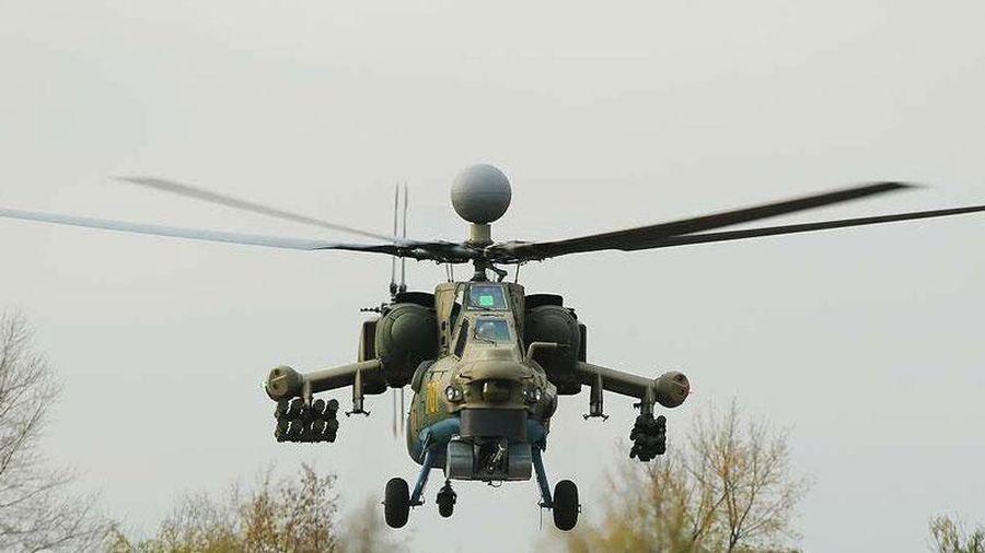 Trực thăng 'Thợ săn đêm' của Nga sẽ được trang bị tên lửa đất đối không tầm xa