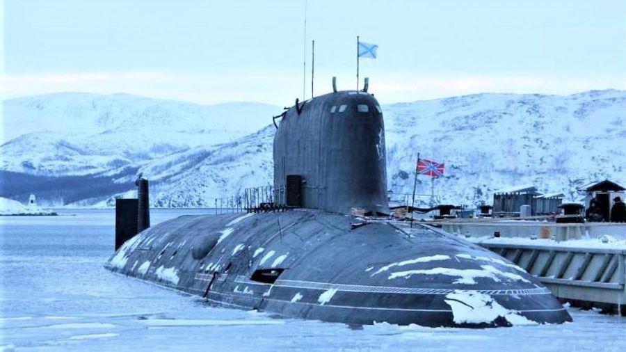 Lực lượng tàu ngầm của Hải quân Nga cấp tốc 'lột xác'