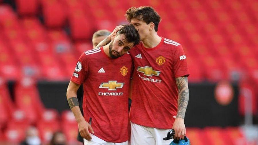 Bảng xếp hạng Ngoại hạng Anh mới nhất: MU giành ngôi Á quân, Liverpool thắng là vào tốp 4
