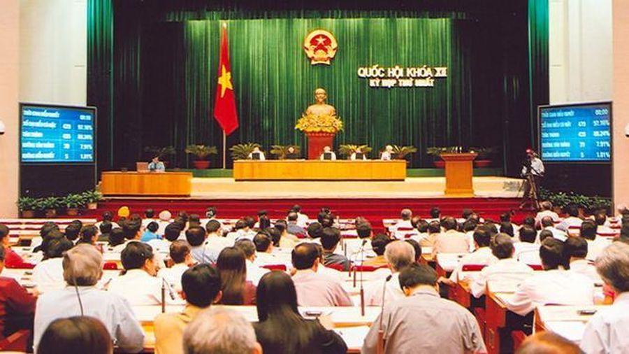 Quốc hội khóa XII: Tiếp tục đổi mới, nâng cao vị thế đất nước trên trường quốc tế