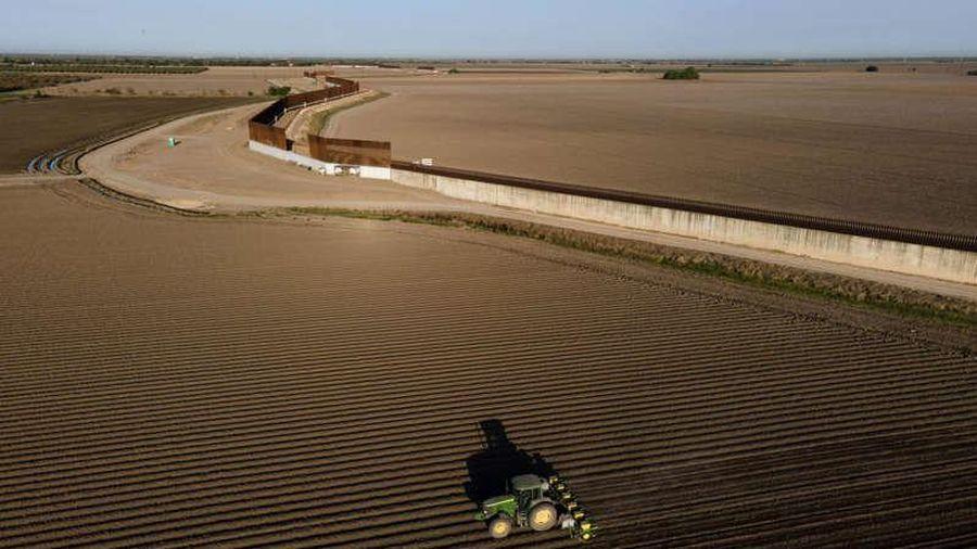 Bang Texas của Mỹ định xây tường dọc biên giới với Mexico