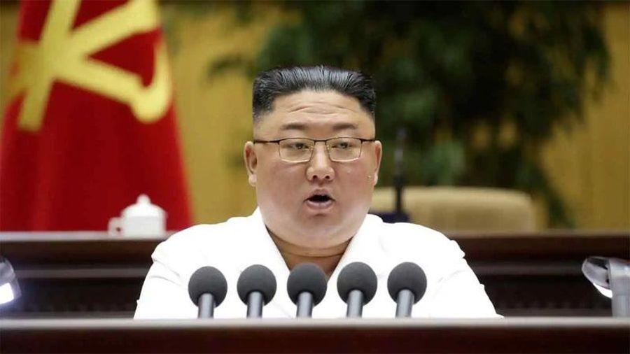 Chủ tịch Triều Tiên Kim Jong-un yêu cầu tăng cường sức mạnh quân đội