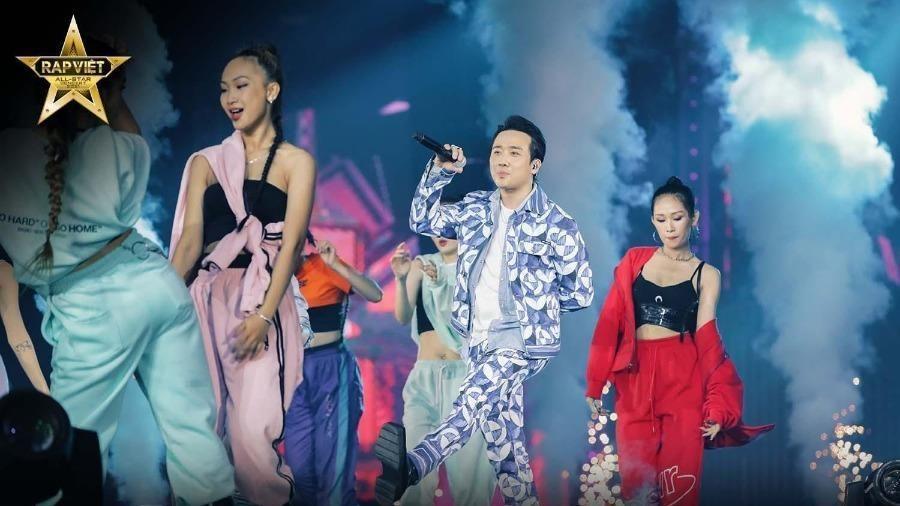 'Live Concert Rap Việt All-Star' chính thức được công chiếu trên YouTube