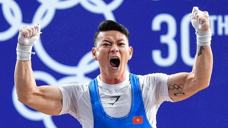 Cử tạ Việt Nam có 3 suất dự Olympic Tokyo