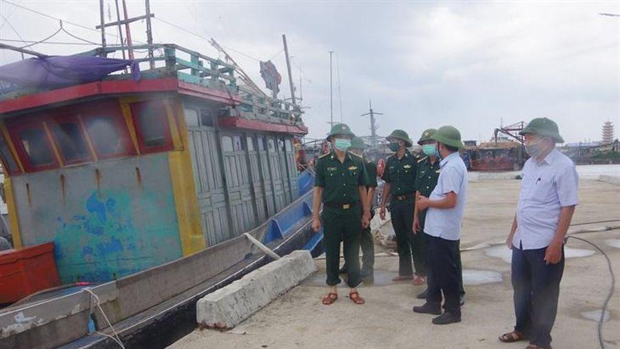 BĐBP Nam Định tích cực, chủ động phòng, chống bão số 2