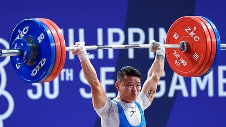 Cử tạ đem về thêm 3 suất tham dự Olympic Tokyo cho thể thao Việt Nam