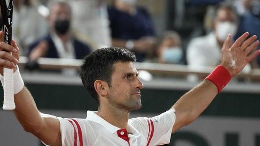 Biến Nadal thành cựu vương Pháp Mở rộng, Djokovic nói vừa chinh phục Everest