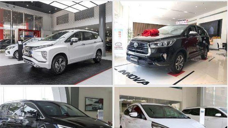 Xe MPV tháng 5: Mitsubishi Xpander tiếp tục 'bá chủ', Kia Rondo đội sổ