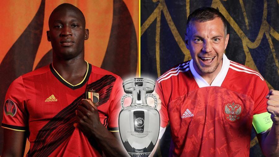 Trực tiếp Bỉ vs Nga: Gọi tên Lukaku