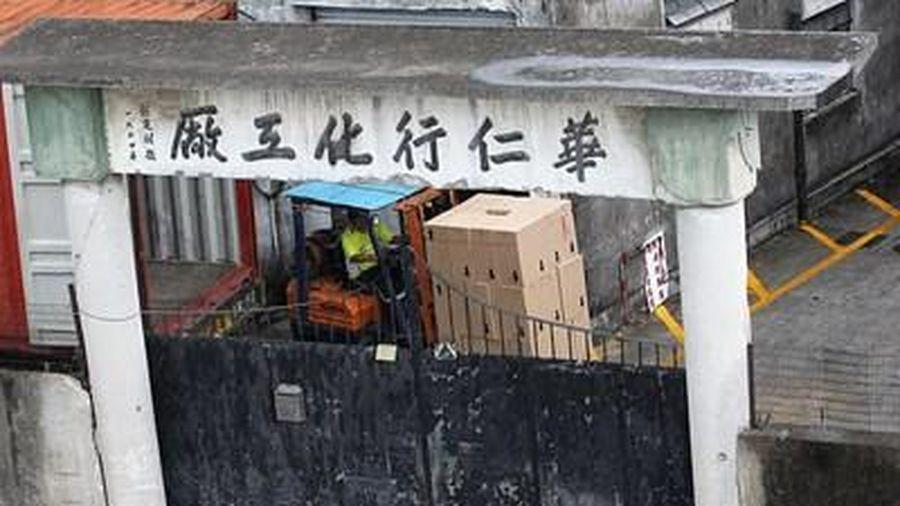 Rò rỉ hóa chất ở Trung Quốc, 11 người thương vong