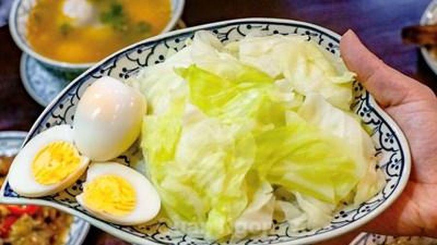 Người bị bệnh gout nên ăn thực phẩm có hàm lượng purine thấp