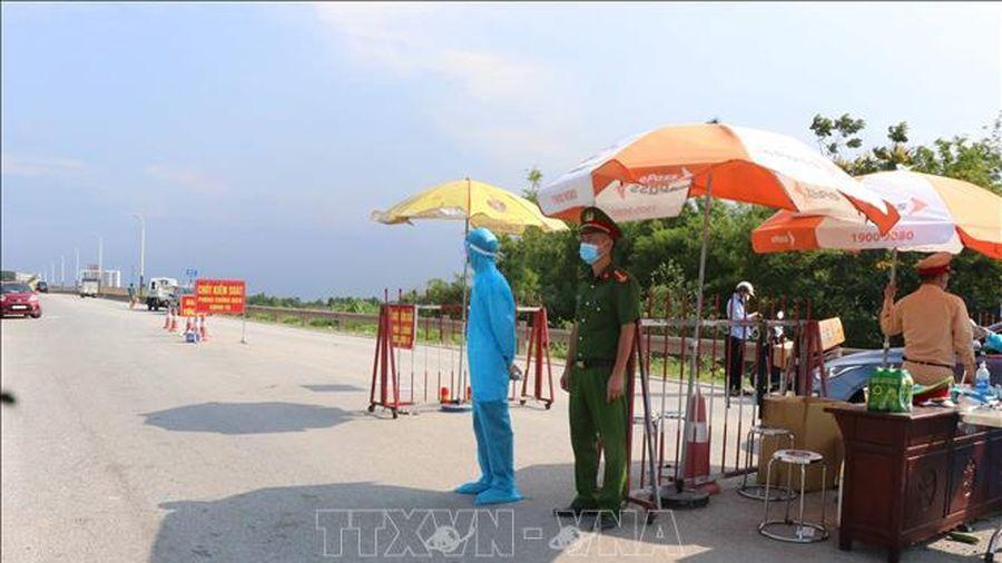 Bắc Ninh: Nới lỏng giãn cách xã hội tại một số địa bàn