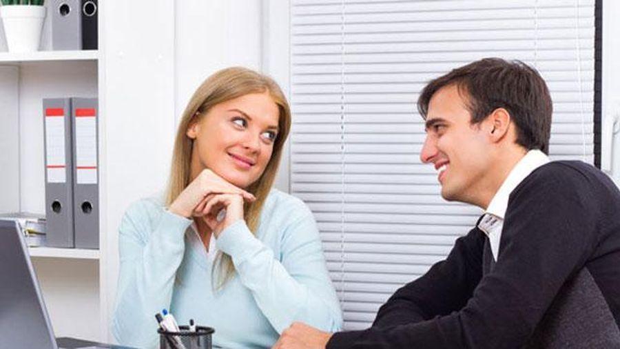 Những điều cần ghi nhớ khi yêu đương chốn công sở