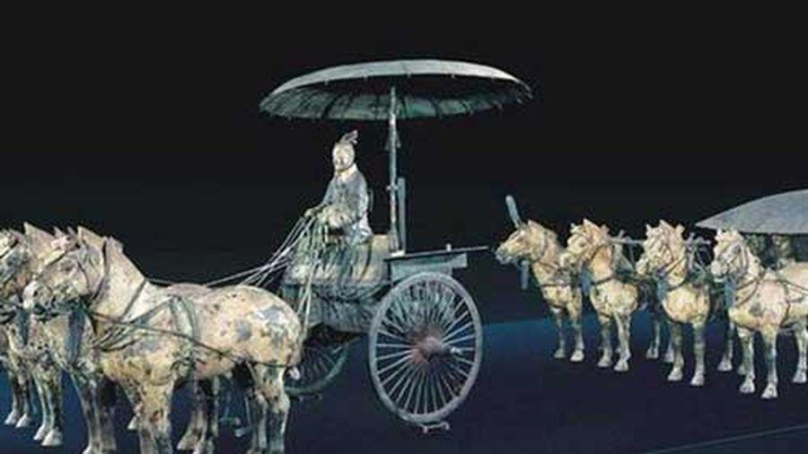 Vỡ thành 3000 mảnh, gần chục năm phục dựng: Thế giới vẫn phải kinh ngạc với độ tinh xảo của 2 cỗ xe ngựa đồng lớn nhất trong mộ Tần Thủy Hoàng