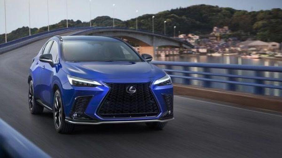 Lexus NX hoàn toàn mới ra mắt có các tùy chọn động cơ nào?