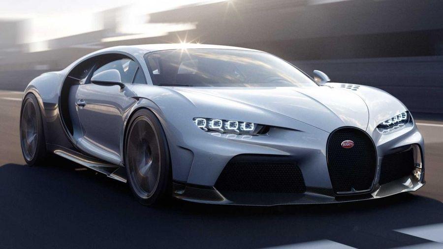 Bugatti ra mắt siêu phẩm Chiron Super Sport siêu nhanh gần 90 tỷ đồng