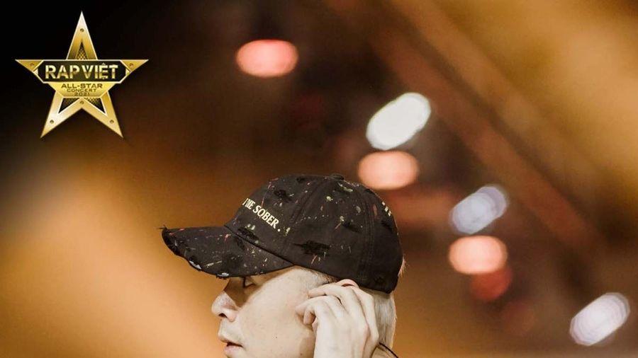 Loạt ảnh hậu trường chưa từng công bố của concert Rap Việt All-Star