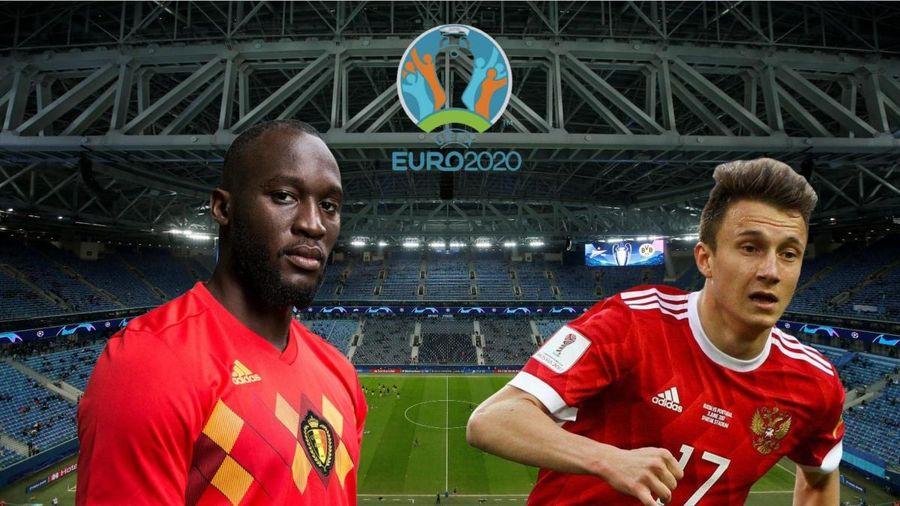Trực tiếp EURO 2021 Bỉ - Nga: Lukaku là ngôi sao số 1?