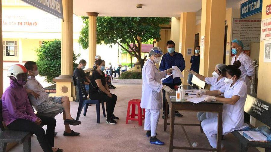 'Đội đặc nhiệm' ngành Y tế Hà Nội hoàn thành sứ mệnh nơi tâm dịch Bắc Giang